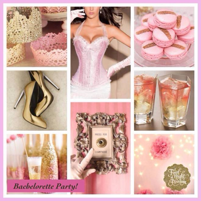 Pinky Bachelorette Inspo